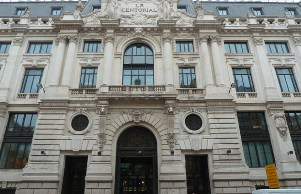 Siège Central du Credit Lyonnais