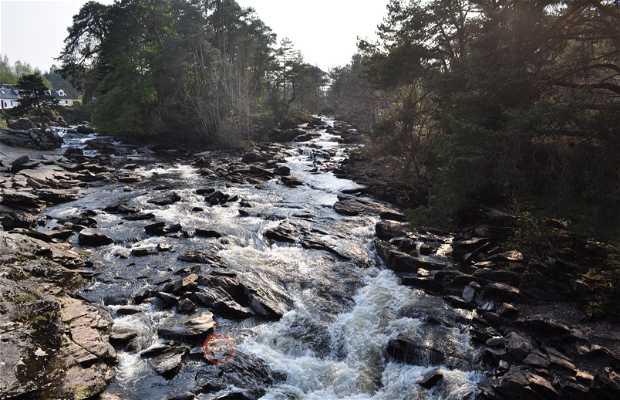 Rapids of Dochart