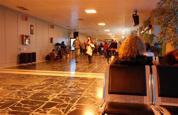 Aeroporto di Lavacolla a Santiago di Compostela