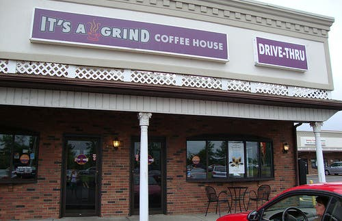 It´s A Grind Coffee House