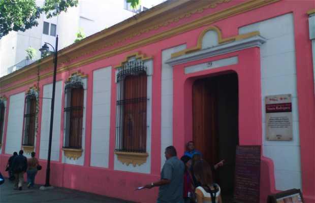 Casa de las primeras letras Simón Rodríguez