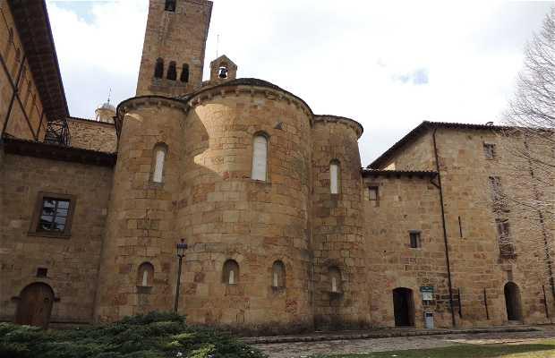 Iglesia de San salvador de Leyre