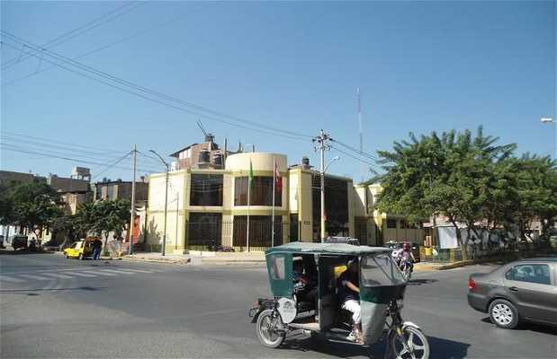 Castilla's quarter