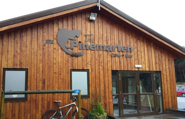 The Pinemarten Cafe