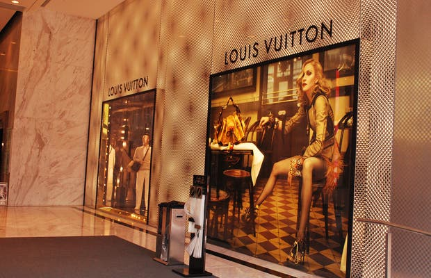 Louis Vuitton - 5 Canton Road