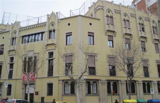 Industrias de Arte Francesc Vidal (Colegio Sagrado Corazón)