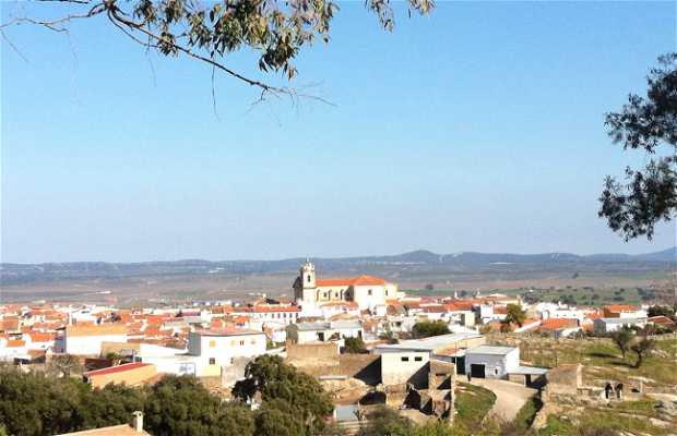 San Vicente de Alcántara