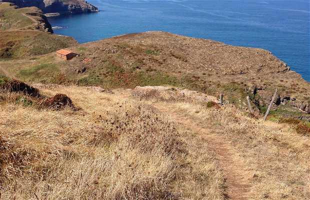 Senda de Playas de Quejo a Isla de Castellano