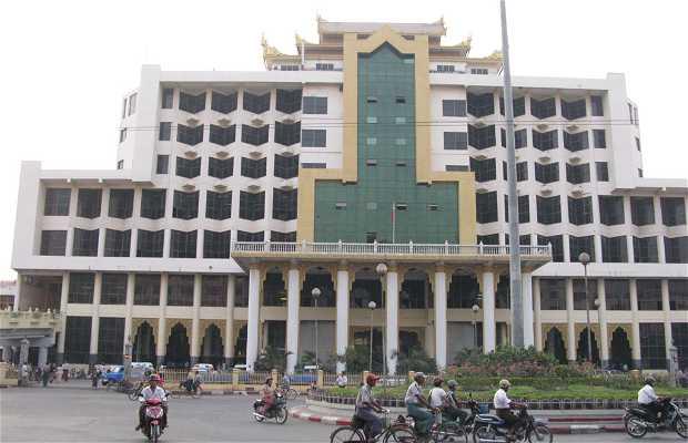 Estación de tren de Mandalay