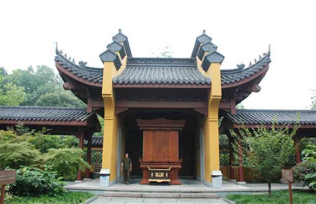 Buddhist monastery of Yongfu