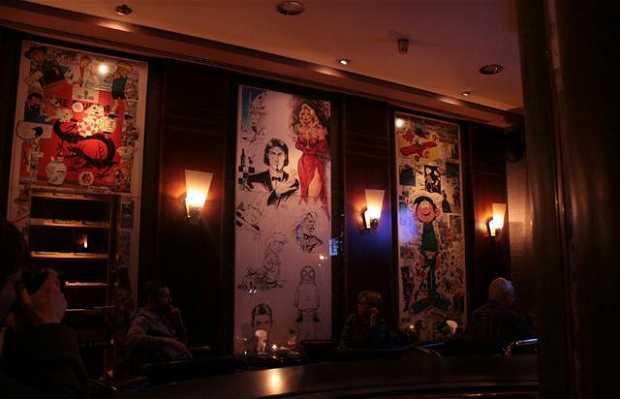 Bar del Radisson Blu