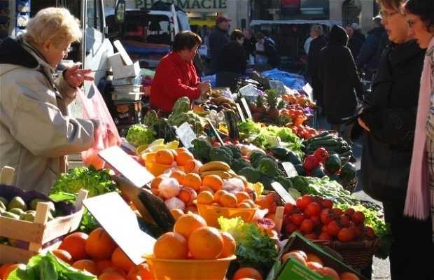 Caen Markets