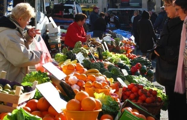 Mercados de Caen