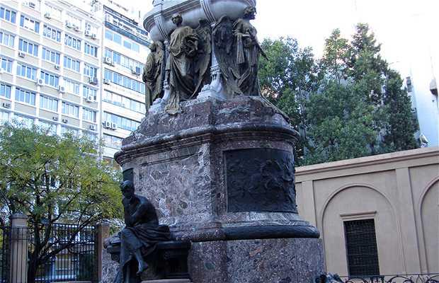 Mausolée au General Manuel Belgrano