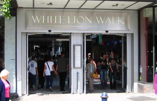 """Galería """"White Lion"""""""