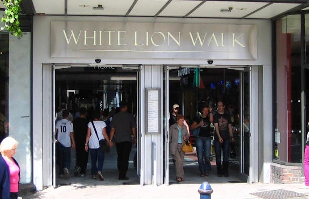 White Lion Gallery