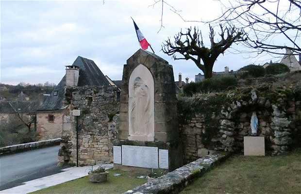 Square des Anciens Combattants de Turenne