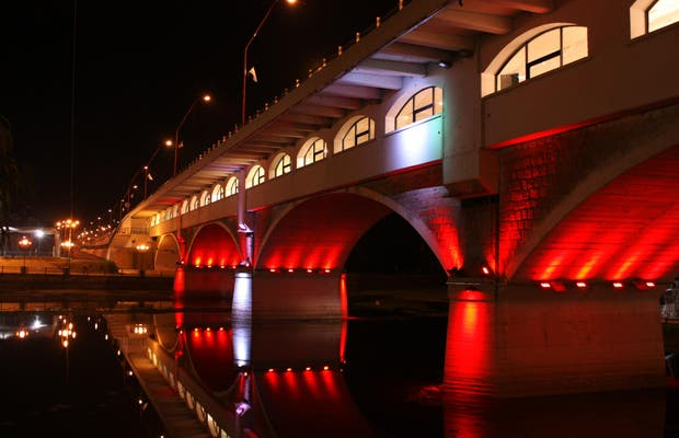 Puente de las luces