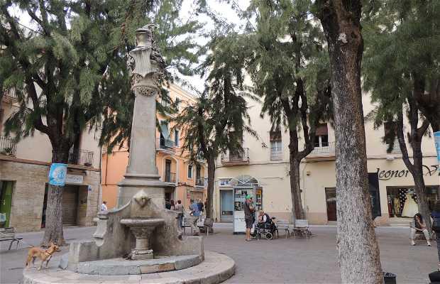 Plaza De Soler i Gustems