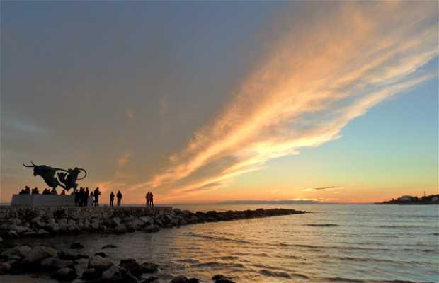Adarró Beach