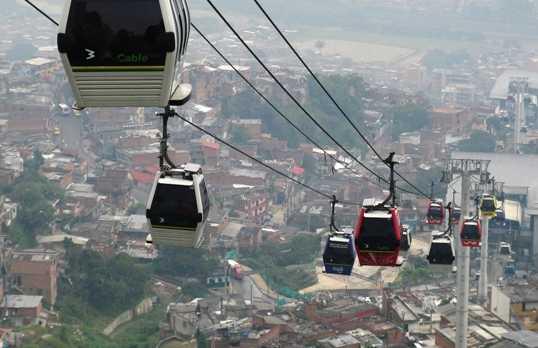 Le Metro de Medellín