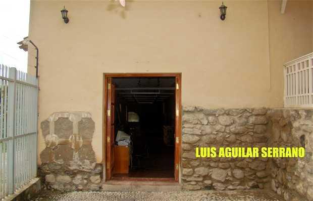 Museo Arqueológico y Antropológico De Abancay Illanya : Instituto Nacional De Cultura Región Apurímac