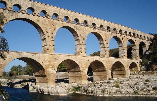 Ponte do Gard