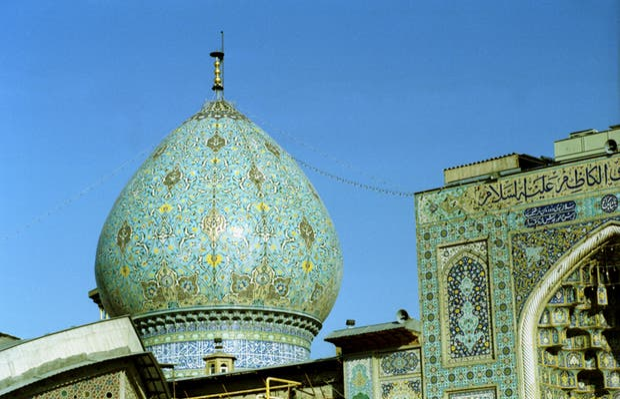 Mausoleo Shah Cheragh