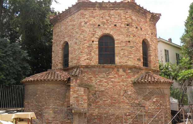 Baptisterio Arriano