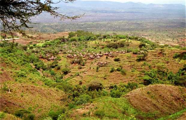 Pueblos Dorze