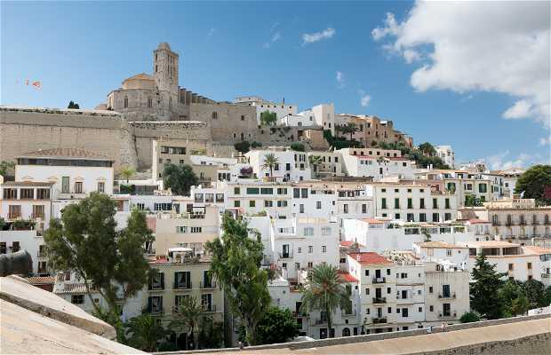 Dalt Vila (Ibiza Old Town)