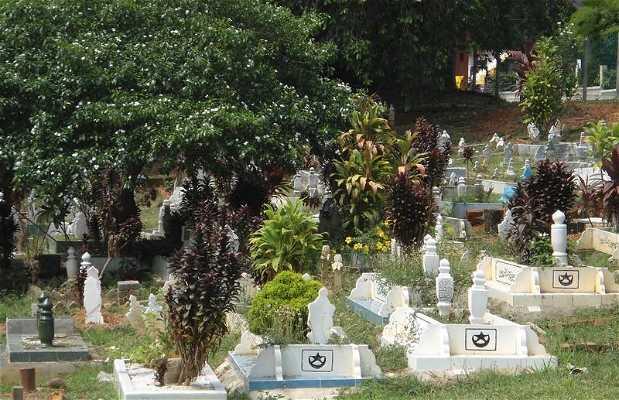 Cimetière musulman de Melaka