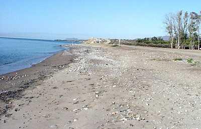 Playa Del Barranco Ancho