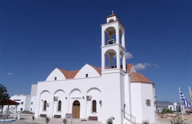 Iglesia Ortodoxa Agio Xaralambos (Aglantzia)