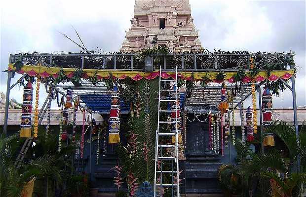 Temple hindou Shiva Chanmouger