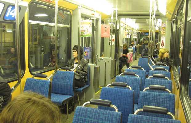 Zürich trams