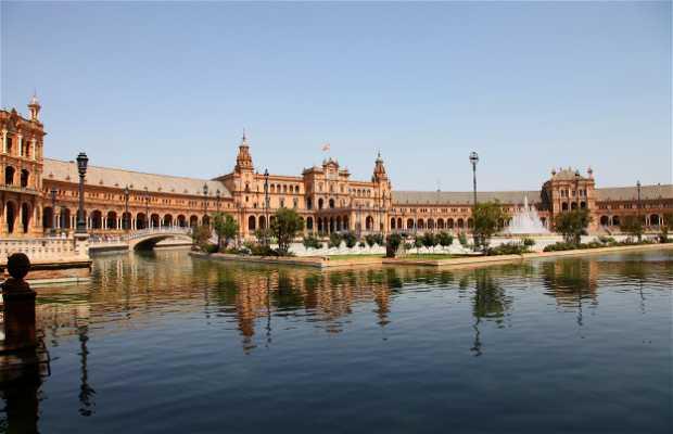 Canal de Plaza de Espana