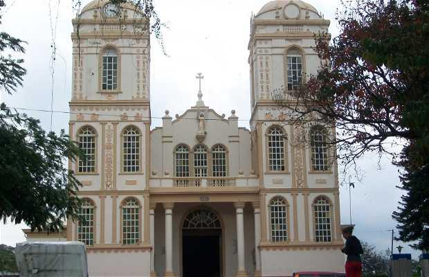 La iglesia de Sarchi