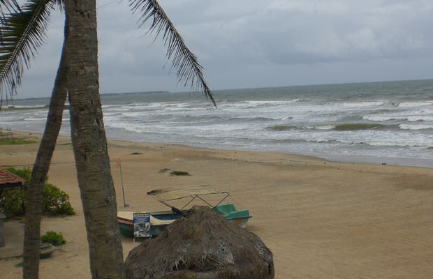 Playa de Negombo