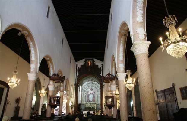 Iglesia Matriz de San Sebastián
