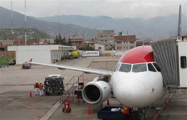 Aeroporto Jorge Chavez