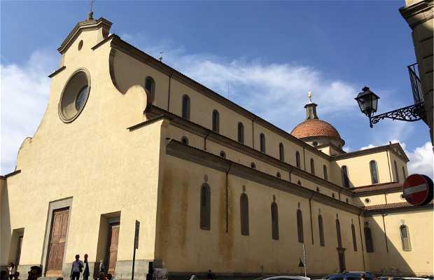 Basílica del Santo Spirito