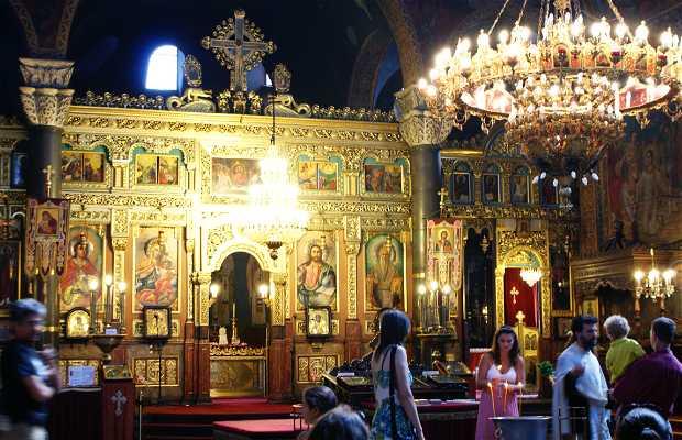 Cathédrale Sainte-Nédélia de Sofia