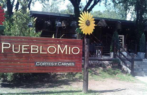 restaurante Pueblomio