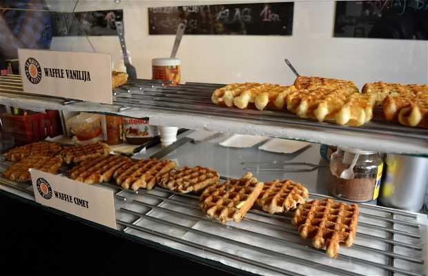 La Maison des Waffles