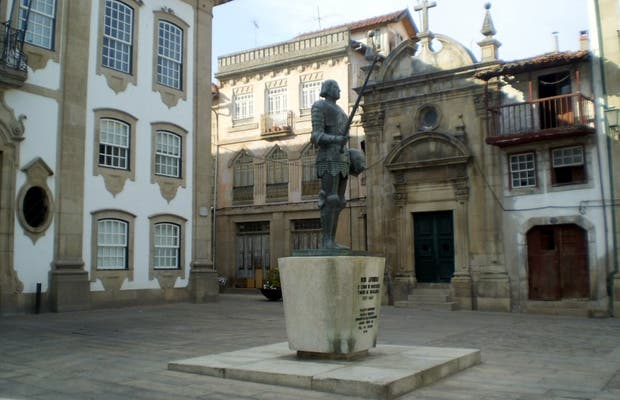 Monumento a Dom Afonso I