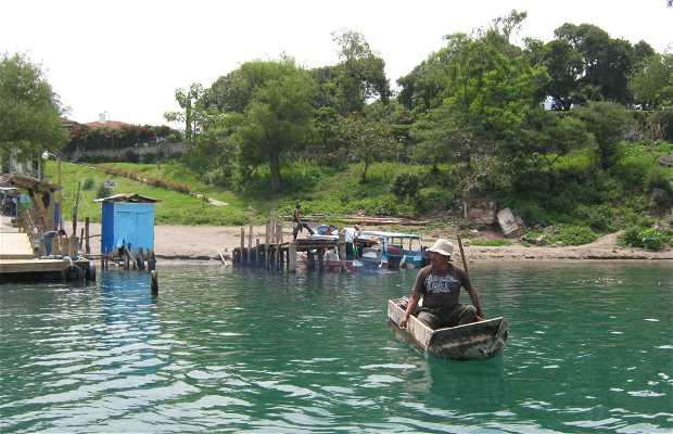 Embarcadères de Panajachel