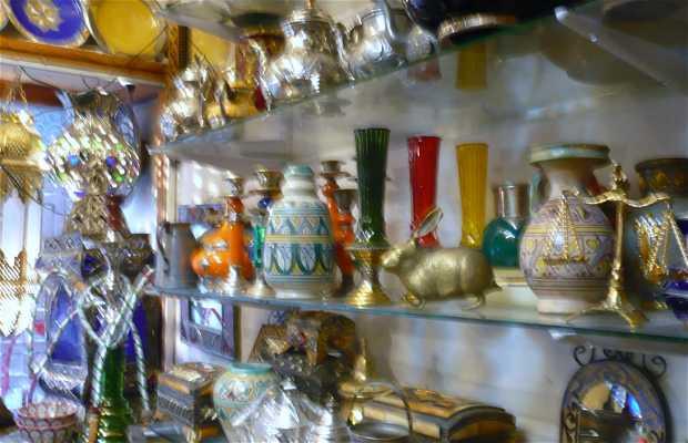 Al Kasaba: artesanía árabe