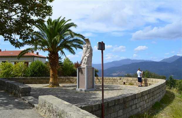 """Mirador """"Monumento a la Resistencia"""""""