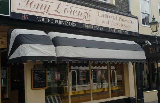 Tony Lorenzo's